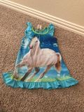 Horse Nightgown- Size 4/5