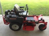 Lawn Mower For Sale 2011 Zero Turn Gravely