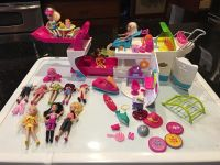 Polly pocket ultimate party boat with lots of extras
