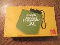 Kodak Instamatic 30 Camera