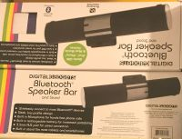 Bluetooth Speaker Bar