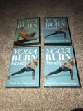 Brand New 16 Disc Set Yoga Burn dvd Collection! ((Get your flexibility and peace of mind back!!))