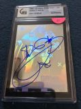 Cards: Autographed-Emmitt Smith