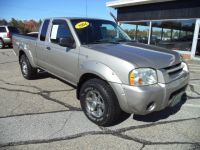 2004 NISSAN FRONTIER KING CAB XE V6