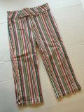 Betsy and Babs girls size 8 stretch ankle Pants-(b91)