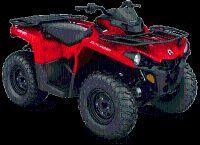 2018 Can-Am Outlander 450 Utility ATVs Elk Grove, CA