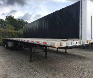 $17,900, 2007 Transcraft Flatbed