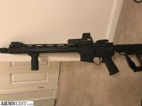 For Trade: 5.56 carbine for trade.