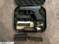 For Sale: 9mm Glock model 19 Gen4