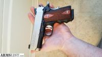 "For Trade: Sig compact 1911 3"" .45"