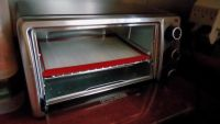 BLACK+DECKER 4-Slice Toaster Oven, Stainless Steel, TO1303
