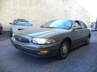 2003 BUICK Lesabre-V6 Sedan  Limited