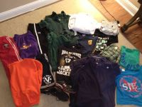 HUGE lot of boys clothes (27 items) size M-L