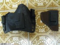 """For Sale/Trade: Ruger SP101 2.25"""" Holsters"""
