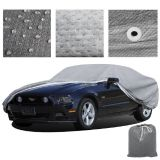 Buy OxGord Superior Car Cover BasicOut-Door 4 LayersTough Stuff Semi Custom Fit motorcycle in Baytown, Texas, United States, for US $86.60
