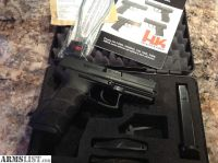For Sale/Trade: Heckler & Koch H&K P30 40 V2 LEM