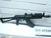 For Sale: Arsenal SLR107-57R factory SBR 7.62x39 AK47 Krink