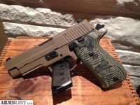 For Trade: Sig P220 Elite Scorpion