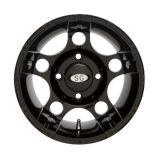 Sell Super Grip Super Grip 12X7 Golf Car Wheel - 12-7CS440-B motorcycle in Marion, Iowa, United States, for US $74.50