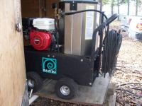 3000 PSI hot water pressure washer