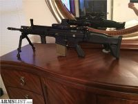 For Sale: USED FNH Scar 17s Cal 7.62*5.1mm NATO