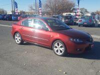 2008 Mazda MAZDA3 i Sport Sedan 4D