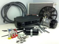 Sell A/C KIT UNIVERSAL UNDERDASH EVAPORATOR COMPRESSOR 2A AIR CONDITIONER HEAT & COOL motorcycle in Largo, Florida, United States, for US $518.00