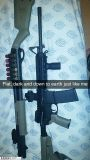 For Trade: remington 870 and Ar15