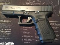 For Trade: Glock G4 G19