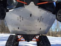 Purchase Polaris Ranger XP 900 Aluminum Skidplate 2013, 2014, 2015 & 2016, 570 XP 2015-16 motorcycle in Lake Lillian, Minnesota, United States, for US $399.00