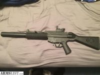 For Sale: GSG MP5 .22lr