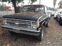 1986 Chevrolet C/K 10 Blazer