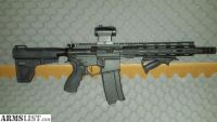 For Sale: AR-15 50 CAL BEOWULF WITH CNC TRIGGER