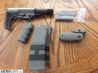 For Sale: Urban gray ar 15 parts