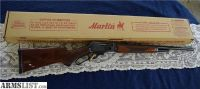 For Sale: Marlin .410 LEVER ACTION w/Box & Papers