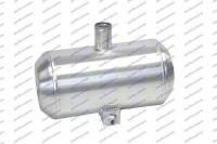 Buy 8X12 Spun Aluminum Gas Tank With Remote Filler Neck And Side Outlet Bung motorcycle in Corona, California, United States, for US $235.00