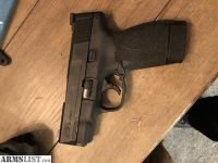 For Trade: S&W Shield 45 w/night sights