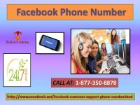 Introduce FB I-Phone by means of Facebook Phone Number 1-877-350-8878