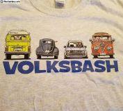 VOLKSBASH 2017 T-shirts