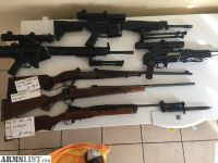 For Sale: rifle