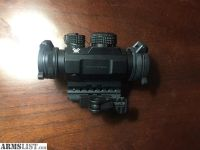 For Sale: $265 - Vortex 1x Prismatic Dot Optic with QD Mount