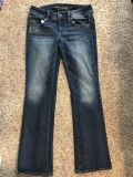 American eagle jeans size 8 reg