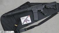 For Sale: Black Rain Ordnance Spec 15 Socom AR rifle 5.56