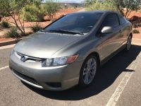 2007 Honda Civic Si Coupe 2D