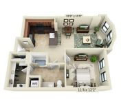 $6030 1 apartment in Dupont Circle