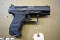 For Sale: Walther PPQ 9mm Handgun with Two Magazines & Box $549.00