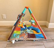 Infantino Twist and Fold Activity Gym Play Mat