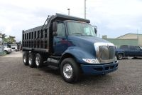 2009 International 8600 Tri-Axle Dump Truck