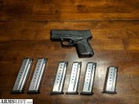 """For Sale: Springfield XDS 3.3"""" 9mm for Sale. Excellent condition."""