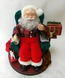 Santa Read Me A Story - 1999 Avon Collectible ~ BRAND NEW IN BOX!!